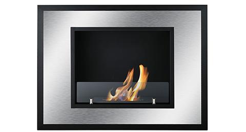 Download Bellezza Mini Fireplace Users Manual