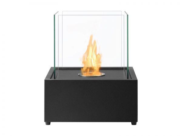 Cube XL Freestanding Ventless Ethanol Fireplace