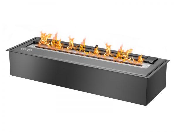 EB2400 Black Ethanol Fireplace Burner Insert